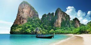 Koh Phi Phi eiland in Thailand