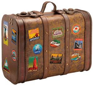 oude koffer - azie-vakantie.nl