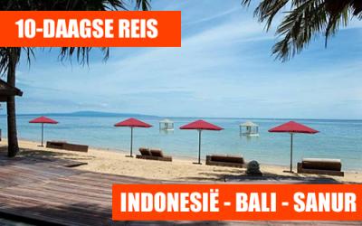10 daagse reis Bali Sanur met hotel
