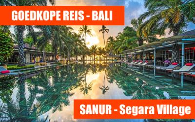 Goedkope vakantie Bali Sanur Segara Village