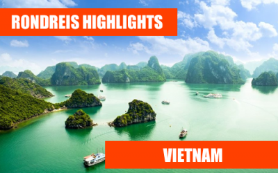 Rondreis Highlights van Vietnam