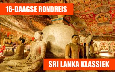 16 Daagse rondreis Sri Lanka Klassiek 2-2020